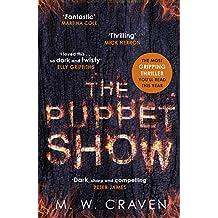 The Puppet Show (Washington Poe Book 1) (English Edition)