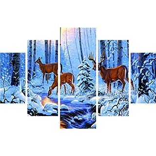 Group Asir LLC ST159 Destiny MDF Decorative Wall Art, Multi-Color