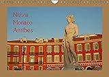 Nizza, Monaco, Antibes (Wandkalender 2019 DIN A4 quer): 13 Fotomotive von der Côte d?Azur (Monatskalender, 14 Seiten ) (CALVENDO Orte) - Dietmar Falk