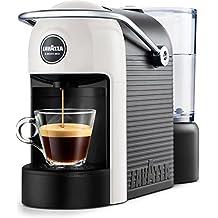 Lavazza Jolie Freestanding Semi-auto Pod coffee machine 0.6L 1cups Black, White - Coffee Makers (Freestanding, Pod coffee machine, 0.6 L, Coffee capsule, 1250 W, Black, White)