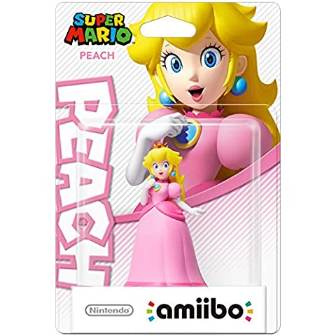 Nintendo - Colección Super Mario: Amiibo Peach