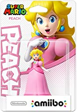 Amiibo Peach - Super Mario Collection