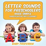 Best Baby Professor Baby Learning Books - Letter Sounds for Preschoolers - Made Simple Review