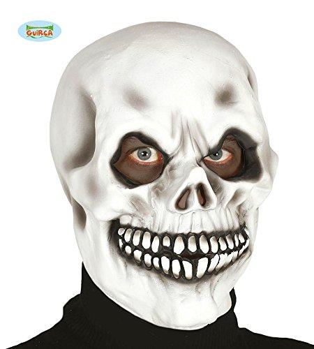 Skelett Maske Skelettmaske Totenkopf Schädel Halloween Horror Erwachsene Fasching