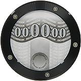 Richbrook 4700.04Porte-vignette pour pare-brise de voiture, noir anodisé