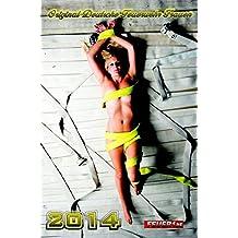 Feuerwehr Frauen Kalender 2014: Original Deutsche Feuerwehr Frauen. 14. Jahrgang. Kalender mit 13 Monatsblättern, gültig bis Januar 2015.