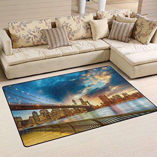 JSTEL Ingbags Super Morbido Moderno New York City Sunset Area ...