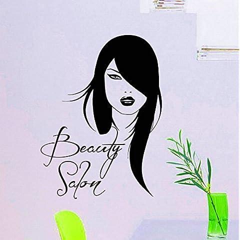 Adesivi da Parete Salone di bellezza capelli