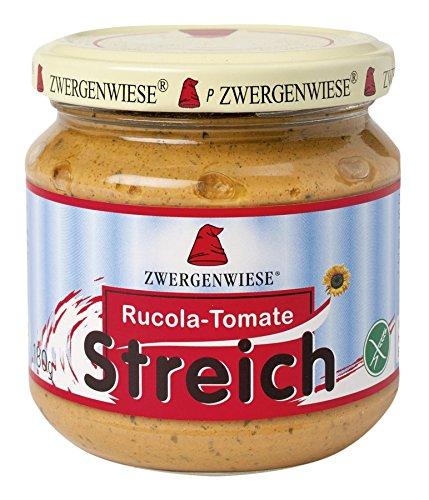 Zwergenwiese Bio Rucola-Tomate Streich (1 x 180 gr)