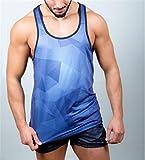 MZ Bodybuilding Veste Pour Hommes , M , Gray,m,gray