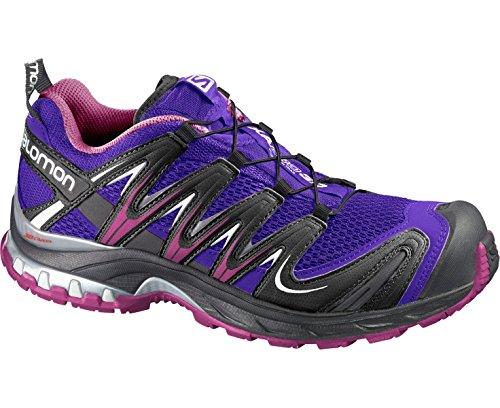 Salomon - Xa Pro 3D, Scarpe Da Trail Running da donna Porpora/Nero