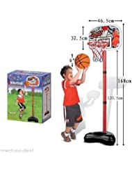 Generic dyhp-a10-code-4123-class-1-- baloncesto Net Set et Free Standing ing B junior–Portab Kids niños jardín al aire libre portátil Childr–-dyhp-uk10–160819–1940