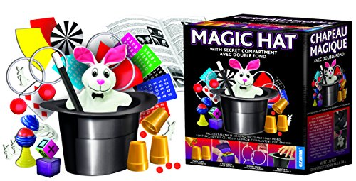 Hanky Panky Magic Hat 125 Tricks Set