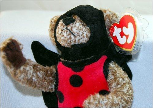 Ty Attic Treasures - Bugsy the Bear. [Toy]