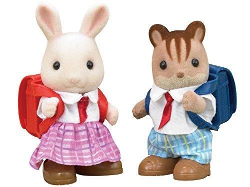 Sylvanian Families - 5170 - Mini-poupée - Les Copains D'école