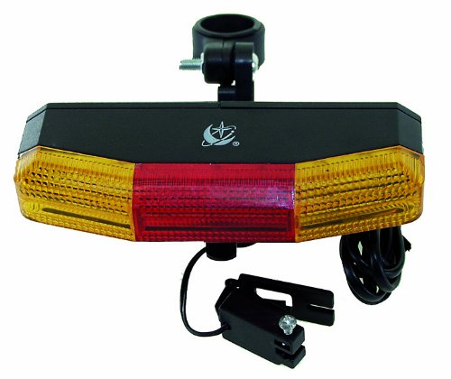 cycle bike rear indicator& brake light