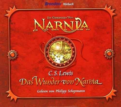 Das Wunder von Narnia. 4 CDs von Lewis. Clive Staples (2005) Audio CD (Hörspiel Narnia)