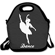 Danza Ballet princesa caja de bolsa para el almuerzo Tote Bag