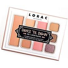 LORAC DANCE TIL DAWN Eye & Cheek Palette 6 Eyeshadows 2 Blushes Limited Edition