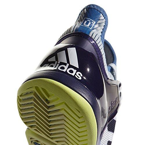 Inchiostro Tennis tinta Blu 2 Colore Da Adizero Ubersonic Di Adidas Blu Congelato Nobile Scarpe Giallo Uomo Semi gXqSvxw