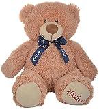 Hamleys Madeira Teddy Bear with Blue Bow...