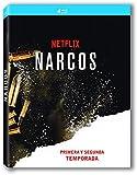 Narcos Pack Temporadas 1-2 Blu-ray España