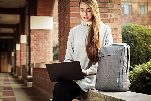 Lenovo GX40Q17227 15.6-inch Casual Laptop Backpack (Gray) Image 10