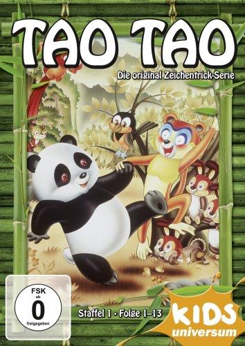 Tao Tao - Staffel 1, Folge 01-13 [2 DVDs]