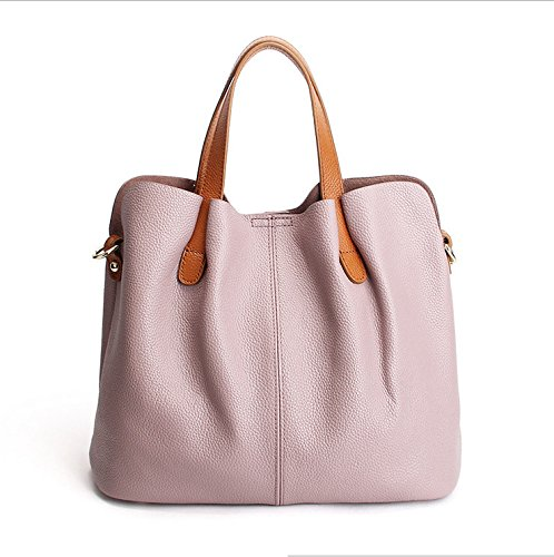 Doti Style ,  Damen Schultertaschen Violett