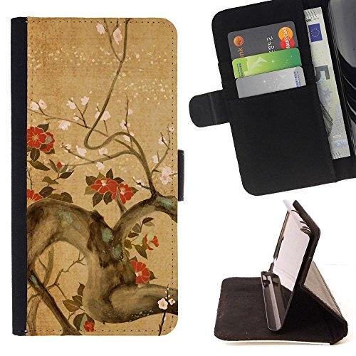 momo-phone-case-flip-funda-de-cuero-case-cover-rama-de-arbol-flores-florecimiento-rojo-marron-samsun