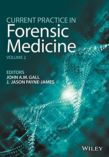 Current Practice In Forensic Medicine por John A. M. Gall