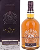 Chivas Regal Scotch 12 Years Old 'The Chivas Brothers' Blend Whisky in Tinbox (1 x 1 l)