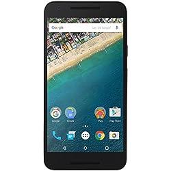 LG Nexus 5X H791 Smartphone débloqué 4G (Ecran: 5,2 pouces - 16 Go - Simple Nano-SIM - Android) Blanc
