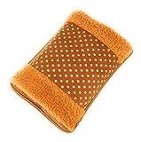 MovilCom Bouillotte à Eau Electrique Chauffante | Rechargeable en seulement 15 minutes | Chauffe-mains | Mal de dos, douleurs menstruelles | 600 Watt (Mod. 05)