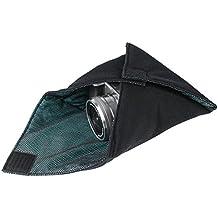 X-Wrap Einschlagtuch (Schutzhülle) 30 x 30 cm - z.B. für kleine Kameras, DSLM-Kameras, Blitze, kurze bis mittlere Objektive oder kleine Tablets (iPad Mini)
