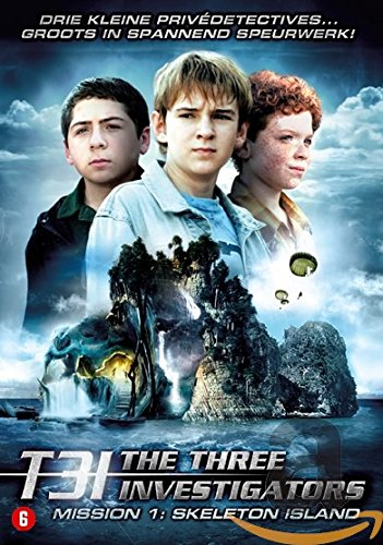 the three investigators - mission 1 (1 DVD)