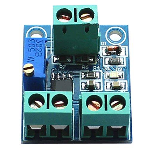 Aiming 0-20mA Strom zu 0-5 V Spannungsmodul Strom-Spannungswandlerkarte Transmitter Konvertierungsmodul -