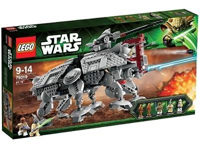 LEGO Star Wars - AT-TE, juego de construcción (75019)