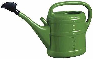 Geli 702 010 01 Kunststoff-Gießkanne 10 l, grün, mit Aufsteckvorrichtung