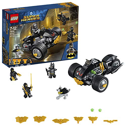 LEGO DC Super Heroes Batman: Attacke der Talons (76110) Batman Spielzeug