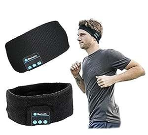 JERN Wireless Headband Smart Caps Headphone Headset Speaker