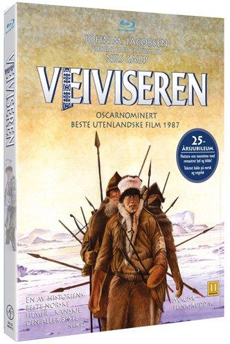 Image of Pathfinder (1987) ( Ofelas ) ( Veiviseren (Path finder) ) (Blu-Ray)