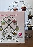 Cupcake-Ständer 8Cupcakes auf ein Rad Präsentation mit Stil Partys, Geburtstag Geschenk