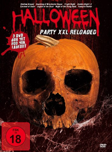 Halloween - Party XXL Reloaded [3 DVDs] (Halloween Dorothy)