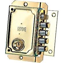 Fac S-90/C - Cerradura, sentido de apertura izquierda, color dorado
