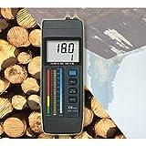 Baufeuchtemessgerät Feuchtemesser Holz Beton Estrich Ziegel MS-7003 F11-FBA