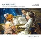 Finger: Sonatae pro diversis instrumentis Op.1