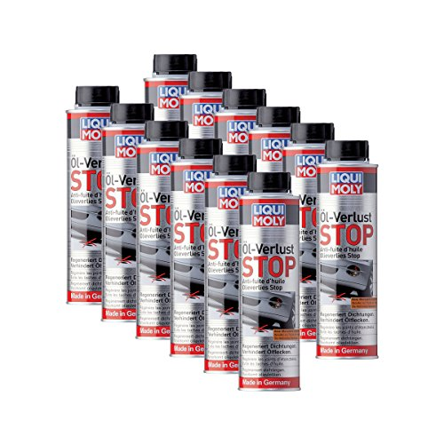 Preisvergleich Produktbild 12x LIQUI MOLY 1005 Öl-Verlust-Stop Additiv 300ml
