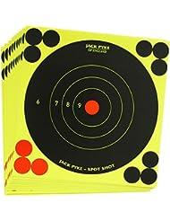 """Jack Pyke–6""""spot Shot objetivos 10hojas"""