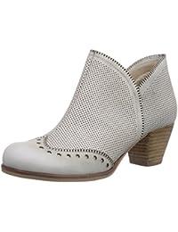 Virus 25508 - botas de cuero mujer